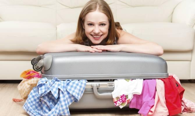 5 claves para hacer la maleta perfecta