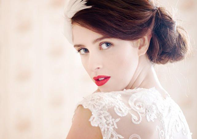 El maquillaje perfecto para novias